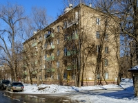 Бутырский район, улица Фонвизина, дом 12. многоквартирный дом