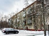 Бутырский район, улица Фонвизина, дом 12А. многоквартирный дом