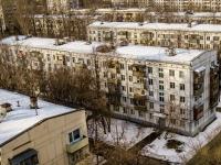 Бутырский район, улица Милашенкова, дом 13 к.3. многоквартирный дом