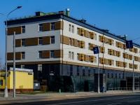 Бутырский район, проезд Огородный, дом 14. офисное здание