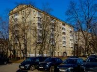 Бутырский район, проезд Огородный, дом 17. многоквартирный дом