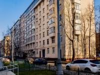 Бутырский район, проезд Огородный, дом 19. многоквартирный дом