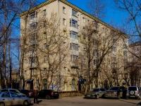 Бутырский район, проезд Огородный, дом 21. многоквартирный дом