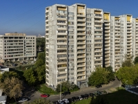 Бутырский район, улица Яблочкова, дом 21 к.2. многоквартирный дом