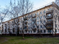 Марфино район, улица Академика Королёва, дом 20. многоквартирный дом