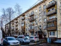 Марфино район, улица Академика Королёва, дом 22. многоквартирный дом