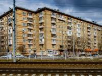 Марфино район, улица Академика Королёва, дом 28 к.1. многоквартирный дом