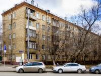 Марфино район, улица Академика Королёва, дом 30. многоквартирный дом
