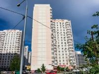 ,  , house 1 к.1. 公寓楼