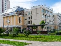 ,  , house 1 к.5. 学校