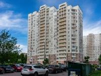 Марфино район, улица Большая Марфинская, дом 4 к.2. многоквартирный дом