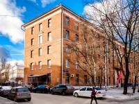 Марфино район, улица Гостиничная, дом 5А. офисное здание
