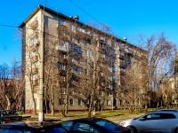 Марфино район, улица Гостиничная, дом 6. многоквартирный дом