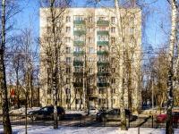 Марфино район, проезд Гостиничный, дом 2. многоквартирный дом