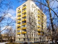 Марфино район, проезд Гостиничный, дом 4. многоквартирный дом