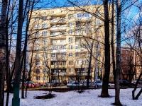 Марфино район, проезд Гостиничный, дом 4А. многоквартирный дом