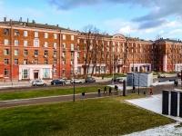 Марфино район, проезд Гостиничный, дом 6 к.2. офисное здание