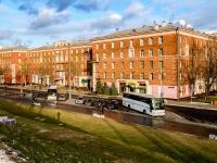 Марфино район, проезд Гостиничный, дом 8 к.1. офисное здание