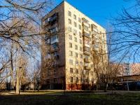 Марфино район, улица Комдива Орлова, дом 6. многоквартирный дом