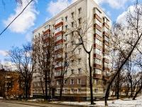 Марфино район, улица Комдива Орлова, дом 10. многоквартирный дом