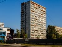 Марьина Роща район, улица 2-я Марьиной Рощи, дом 16. многоквартирный дом