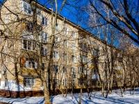 Марьина Роща район, улица Анненская, дом 2. многоквартирный дом