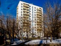 Марьина Роща район, улица Анненская, дом 3. многоквартирный дом