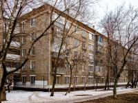 Марьина Роща район, улица Анненская, дом 7 к.2. многоквартирный дом