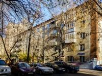 Марьина Роща район, улица Новосущёвская, дом 15 к.1. многоквартирный дом