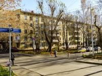 Марьина Роща район, улица Новосущёвская, дом 15 к.2. многоквартирный дом