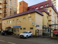 Марьина Роща район, улица Новосущёвская, дом 19Б. офисное здание