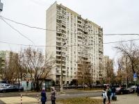 Марьина Роща район, улица Новосущёвская, дом 37 к.4. многоквартирный дом