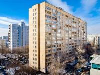 Марьина Роща район, улица Трифоновская, дом 11. многоквартирный дом