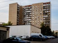 Марьина Роща район, улица Трифоновская, дом 12. многоквартирный дом
