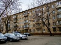 Марьина Роща район, улица Октябрьская, дом 20. многоквартирный дом