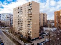 ,  , house 9 к.1. Apartment house