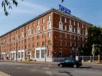 """Ростокино район, улица Сельскохозяйственная, дом 17 к.1. гостиница (отель) """"Турист"""""""