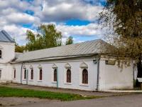 Измайлово район, улица Баумана городок, дом 2 с.22. Комплекс строений Николаевской военной богадельни. Северный ледник