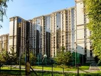 Измайлово район, проезд Измайловский, дом 10 к.3. многоквартирный дом