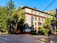 Измайлово район, улица Нижняя Первомайская, дом 1. многоквартирный дом