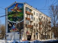 улица Люблинская, дом 111 с.3. многоквартирный дом