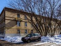 улица Люблинская, дом 143 к.1. многоквартирный дом