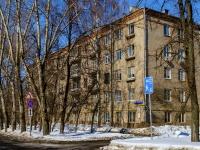 Люблино район, Краснодарская ул, дом 1