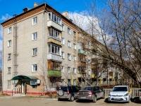 район Люблино, улица Кубанская, дом 12 с.2. многоквартирный дом