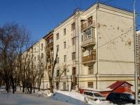 район Люблино, улица Кубанская, дом 14 с.1. многоквартирный дом