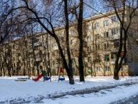 район Люблино, улица Кубанская, дом 20. многоквартирный дом