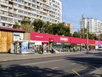 Люблино район, улица Судакова, дом 11 с.2. торговый центр
