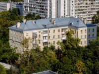 Люблино район, улица Судакова, дом 14. многоквартирный дом