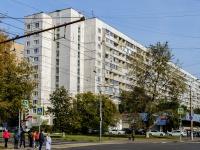 Люблино район, улица Судакова, дом 15. многоквартирный дом