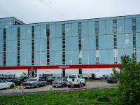 район Люблино, улица Белореченская, дом 3. офисное здание
